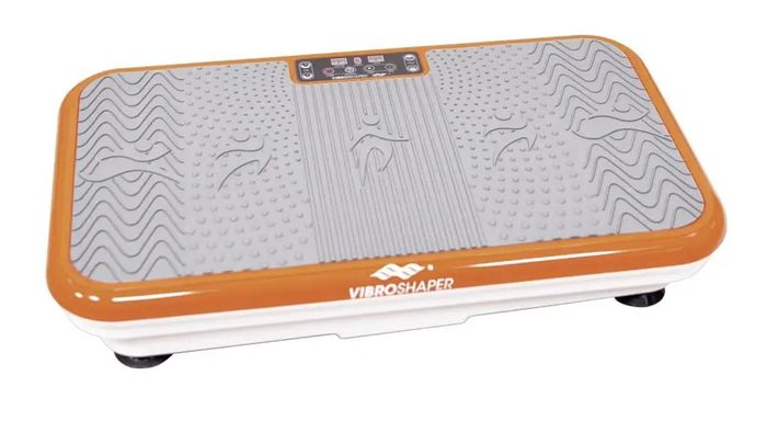 Vibrační plošina VibroShaper recenze