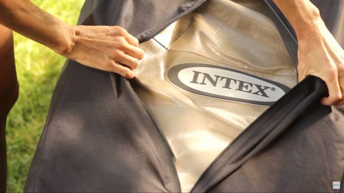 Intex 28426 PureSpa Bubble Massage taška na prenos
