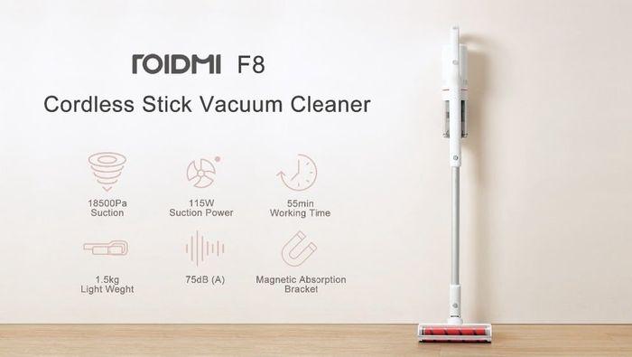 Xiaomi Roidmi F8 parametre
