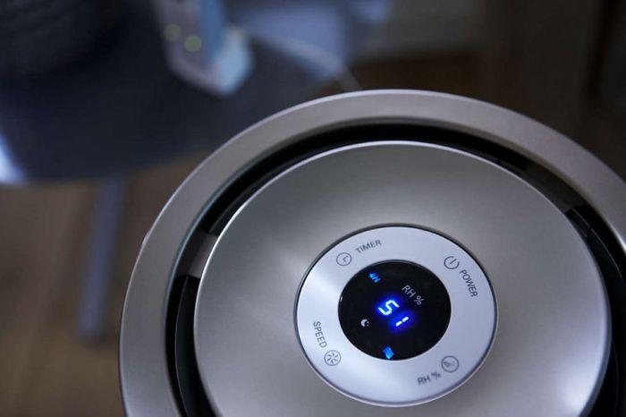 Philips HU4803/01 ovládanie